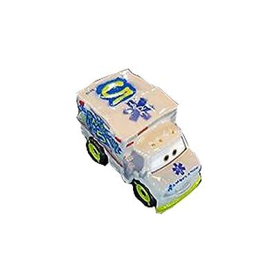 Disney Pixar Cars Metal Mini Racers - Dr. Damage - FMV81: Toys & Games