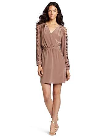 Charlie Jade Women's Carrie Dress, Mauve, Small