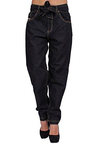 DIESEL - Jeans para Mujer NYOKA - Deslavado 62N - Stretch Azul