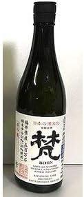 梵 五百万石 無濾過生原酒 純米大吟醸720ml