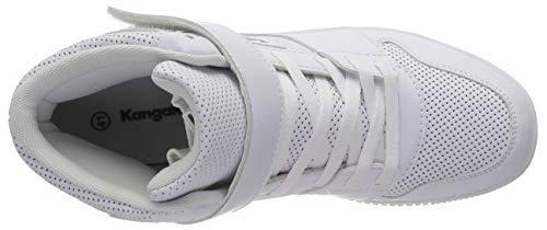 Kangaroos Unisex Collo Sneaker Hi A space Alto Future Urq1wUA