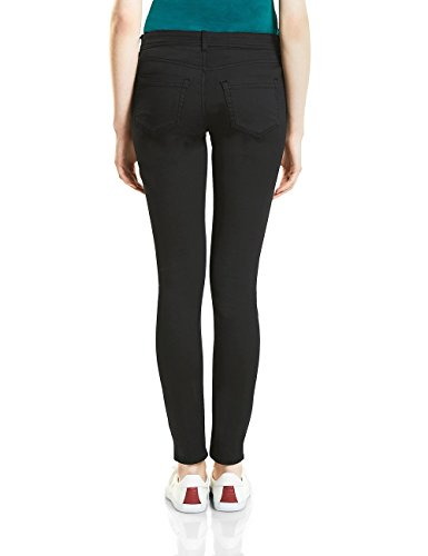 11326 Street Jeans Black One clean Slim Wash Donna Schwarz nPHqAPTwfx