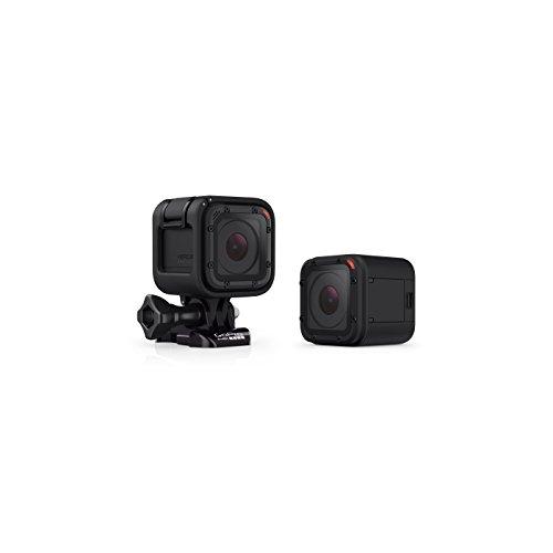 GoPro HERO4 Session CHDHS-101 Waterproof Camera, 8MP(Black)