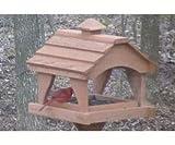 Songbird Essentials SE512 Pavillion Bird Feeder (Set of 1)