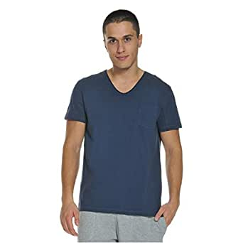 Bodytalk Sports Lifestyle Top For Men, Size Medium Blue