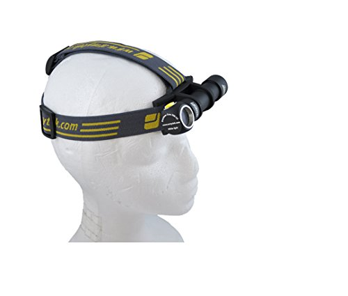 Armytek Brightest Rechargeable Headlamp Headlight product image