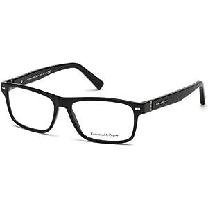 Eyeglasses Ermenegildo Zegna EZ 5073 001 shiny black
