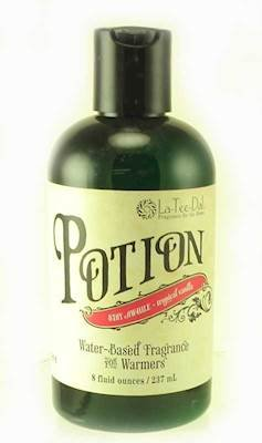 (La-Tee-Da Stay Awhile Potion Water Based Fragrance for Warmers by)