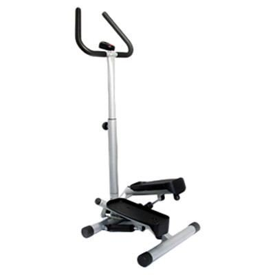 Online Gym Shops CB15191 Twist Mini Stepper with Handle Bar