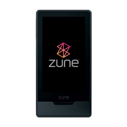Zune HD 16 GB Video MP3 Player Black(Certified Refurbished)