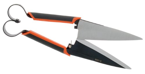 Zenport ZL122G Heavy Duty Onion/Sheep Shear, Ergonomic, 6.5-Inch Carbon Steel Blade, 13-Inch Long (Best Clippers For Shearing Angora Goats)