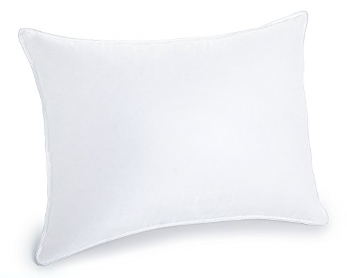Northwood Down 600 Fill Power European Goose Down 366 Thread Count Pillow, Standard, White