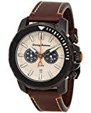Tommy Bahama RELAX Men's 10024739 Island Diver (Air) Analog Display Japanese Quartz Brown Watch