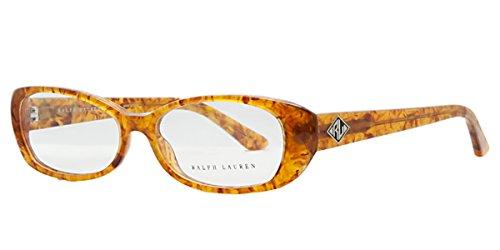 Ralph Lauren Rx Eyeglasses - RL6089 Antique Tortoise / Frame only with demo - Eyeglass Only Lenses