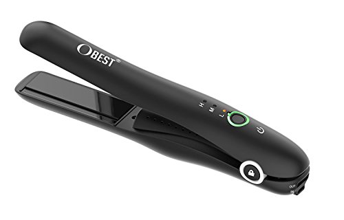rechargeable flat iron - 9