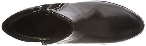 Botines 25311 9 19 Caprice Black 21 Comb 019 9 Femme Noir xEqfXfA