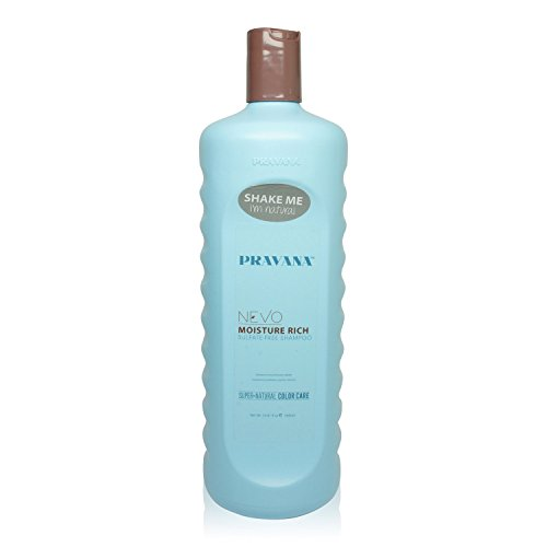 Pravana Nevo Moisture Rich Sulfate-Free Shampoo 33.81oz