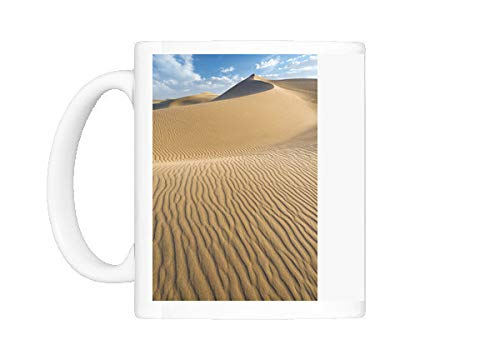 - Mug of Landscape with sand dunes and clouds, Mojave Trails National Monument (18254615)