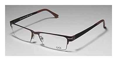 Ogi 4009 Mens Prescription Ready Budget Designer Full-rim Eyeglasses/Eyewear