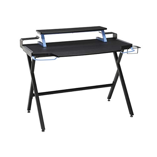 RESPAWN 1000 Gaming Computer Desk, in Blue