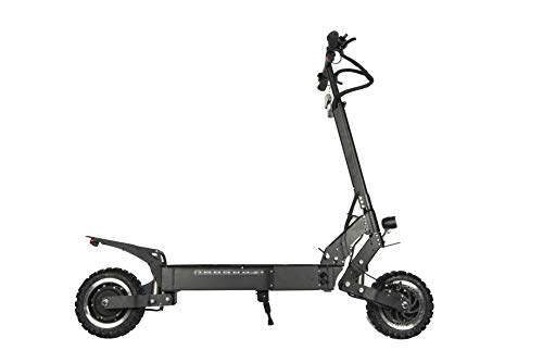 rformance Foldable Electric Scooter with 3200W Motor Power Allow for a Top Speed of 45 MPH and Longest Range 55 Miles (RS4 Foldable e-Scooter) ()