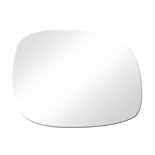 369-3732 TO1323286 CarPartsDepot New R//H Mirror Glass Right Passenger Side Door View Replacement