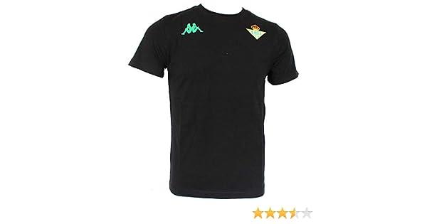 Real Betis - Temporada 2019/2020 - Kappa - ZOSHIM 3 Camiseta, Niños, Neutro, 10Y: Amazon.es: Ropa y accesorios