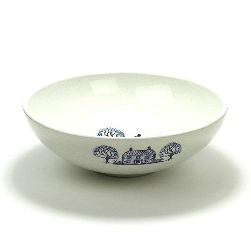Provincial Blue by Poppytrail, Metlox, Vernonware Salad Bowl