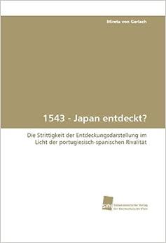 1543 - Japan entdeckt?