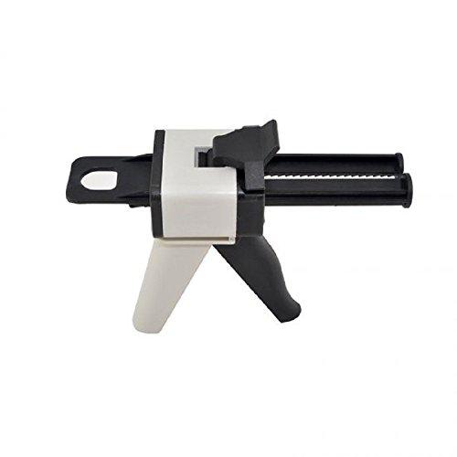 Pevor New Dental Mixing Dispenser Universal Dispensing Gun 10:1 / 4:1 Ratio 50ml by Pevor