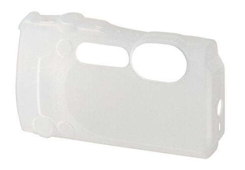 - Olympus Silicone Jacket CSCH-124 (White) for the Olympus TG-860