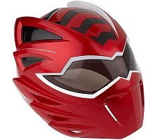 Power Rangers Jungle Fury Mega Mission Helmet (Power Rangers Helmet)