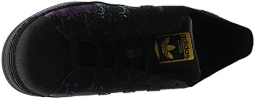 Chaussures bb1687 De Adidas Superstar Hommes Sport Cblack Goldmt 7BO50q5xw