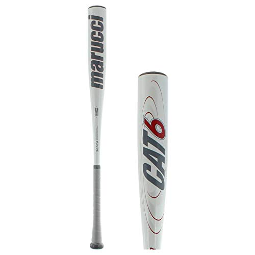 Marucci Cat 6 BBCOR Baseball Bat, 32-Inch/29-Ounce