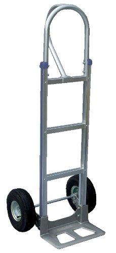 Vestil-ALUM-P-Aluminum-Hand-Truck-with-P-Handle-500-lbs-Load-Capacity-21-Width-X-19-Depth