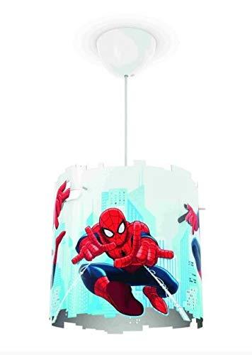 Philips Disney Pendelleuchte Spiderman 717514016 Marvel Comic Avangers Pendelleuchte E27