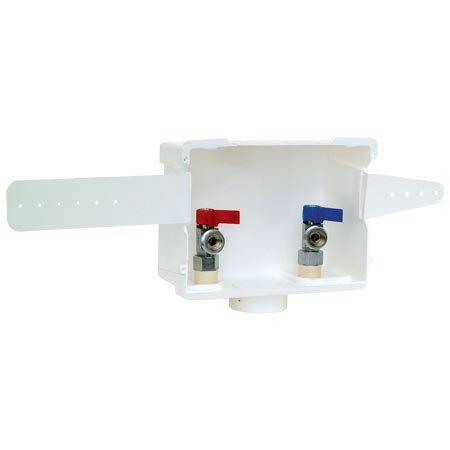Water-Tite 60557 Center Drain Washing Machine Outlet Box