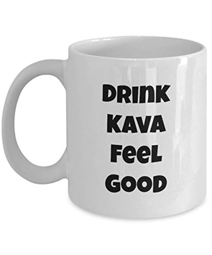 Novelty Mug Drink Kava Coffee Funny Mugs Gift Idea Cafe Cup Wife Mom Husband Dad Sister Brother Friend BFF
