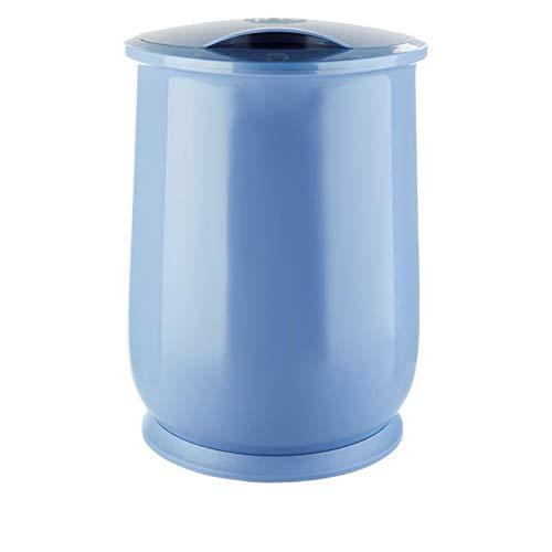 JOY Luxury Spa Towel & Blanket Warmer with Forever Fragrant - Spa Blue
