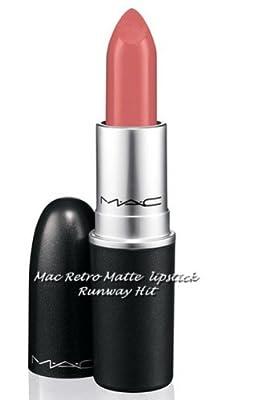 Mac Retro Matte Lipstick, Runway Hit