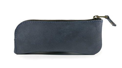 Leather eyeglass case, reading glass case, leather sunglass sleeve case - Sunglasses Case Leather