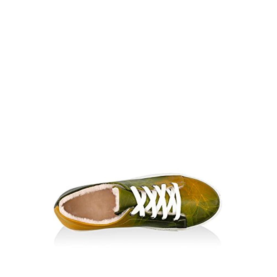 Goby Sneaker Spr109 Verde Eu 37
