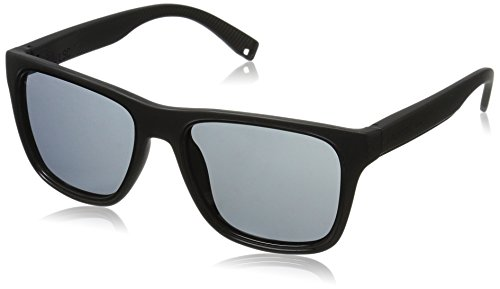 Lacoste Men's L816S Rectangular Sunglasses, Matte Black, 54 mm
