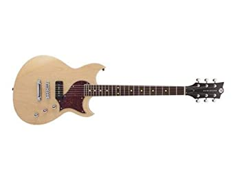 Reverend Sensei Jr. Guitarra eléctrica (Vintage), transparente: Amazon.es: Instrumentos musicales