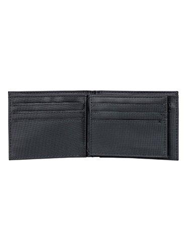 Stitchy Black Iii Noir Wallet Portefeuille Quiksilver FxnTdWRF