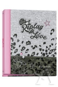 CARPEBLOCK REPLAY LOVE DIN A-4: Amazon.es: Oficina y papelería