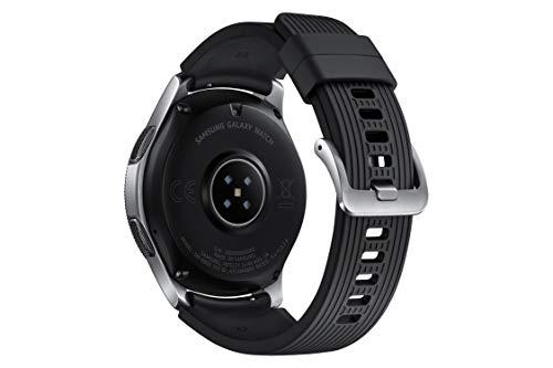 Samsung SM-R805FZSADBT Galaxy Watch 46 mm (LTE), Argento 2