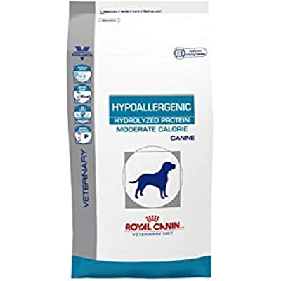 Royal Canin Veterinary Diet Hydrolyzed Protein Moderate Calorie Dry Dog Food 7.7 lb