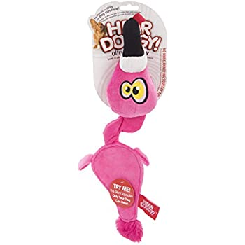 Amazon.com : Hear Doggy Flattie Pink Flamingo Ultrasonic