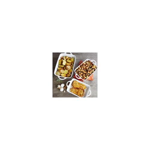 Sur La Table Rectangular Porcelain Baker UN30-206 , 1 qt.